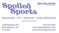 spoiledsports